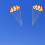 Two-Parachute Cluster