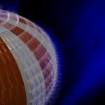 NASA Ringsail Parachute (Detail)